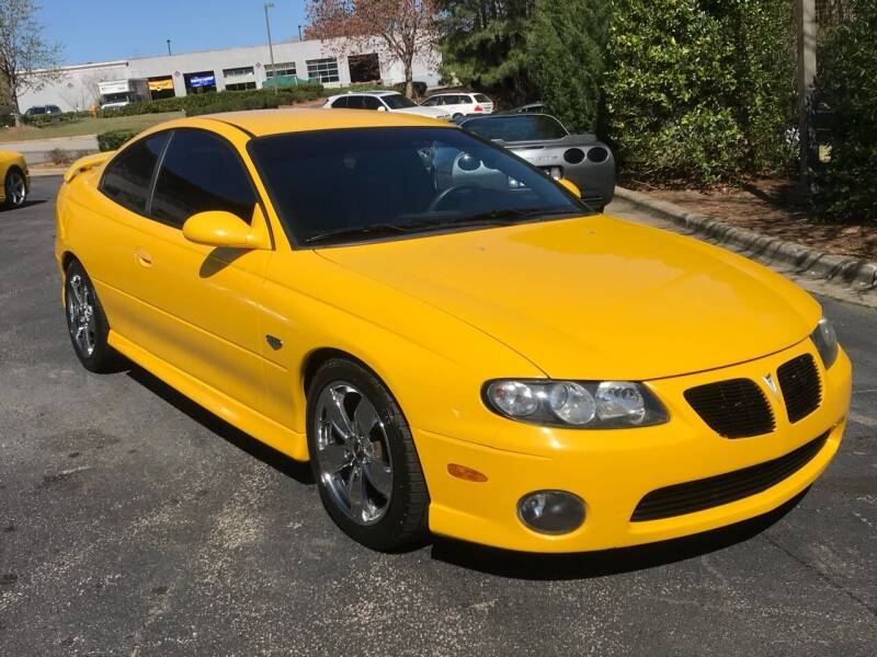 2004 Pontiac GTO for sale at Weaver Motorsports Inc in Cary NC