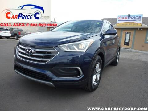 2018 Hyundai Santa Fe Sport for sale at CarPrice Corp in Murray UT