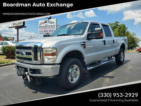 2010 Ford F-350 Super Duty for sale at Boardman Auto Exchange in Youngstown OH