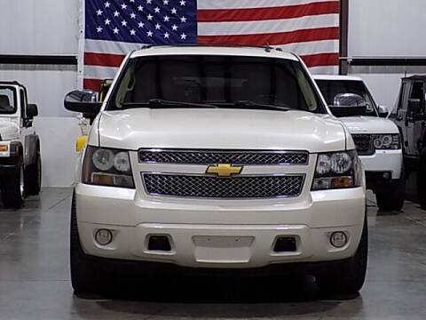 2008 Chevrolet Suburban for sale at Texas Motor Sport in Houston TX