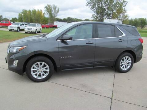 2019 Chevrolet Equinox for sale at Flaherty's Hi-Tech Motorwerks in Albert Lea MN