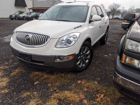 2010 Buick Enclave for sale at Sprinkle's Auto Sales LLC in Marion OH