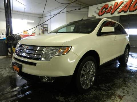 2007 Ford Edge for sale at C & V Auto Sales & Service in Moses Lake WA