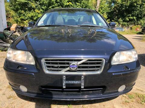 2007 Volvo S60 for sale at Specialty Auto Inc in Hanson MA
