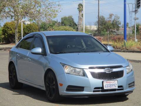 2011 Chevrolet Cruze for sale at General Auto Sales Corp in Sacramento CA