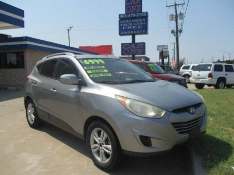 2012 Hyundai Tucson for sale at Car One in Warr Acres OK