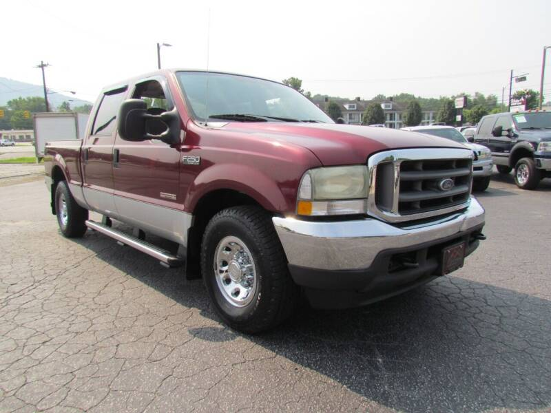 2004 Ford F-250 Super Duty for sale at Hibriten Auto Mart in Lenoir NC