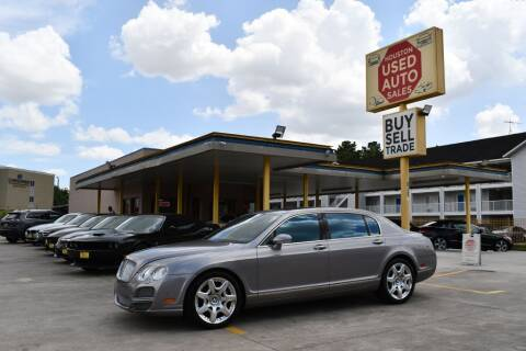 2006 Bentley Continental for sale at Houston Used Auto Sales in Houston TX