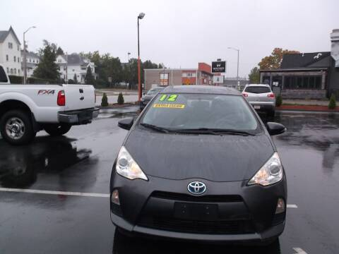 2012 Toyota Prius c for sale at sharp auto center in Worcester MA