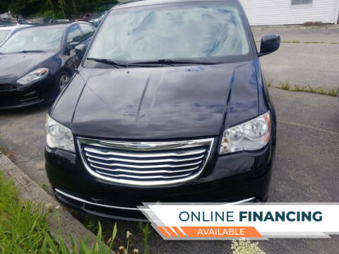 2013 Chrysler Town and Country for sale at North American Auto in Rehoboth MA