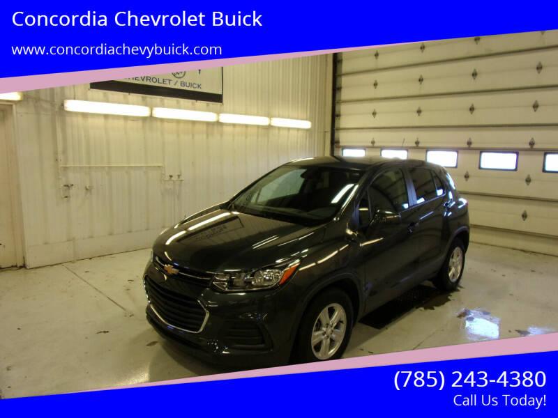 2019 Chevrolet Trax for sale at Concordia Chevrolet Buick in Concordia KS