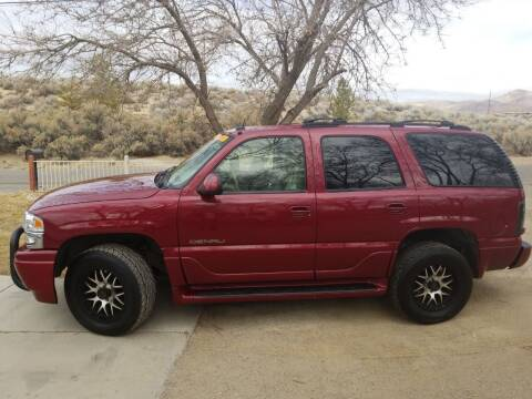 2005 GMC Yukon for sale at Freds Auto Sales LLC in Carson City NV