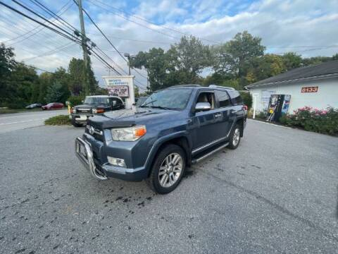 2012 Toyota 4Runner for sale at Sports & Imports in Pasadena MD