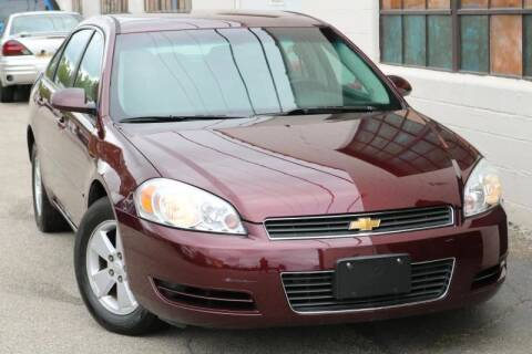 2007 Chevrolet Impala for sale at JT AUTO in Parma OH