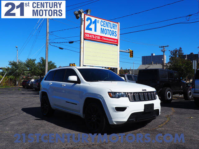 2019 Jeep Grand Cherokee for sale at 21st Century Motors in Fall River MA