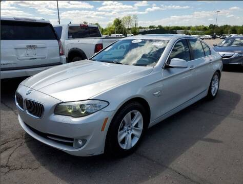 2012 BMW 5 Series for sale at Glacier Auto Sales in Wilmington DE