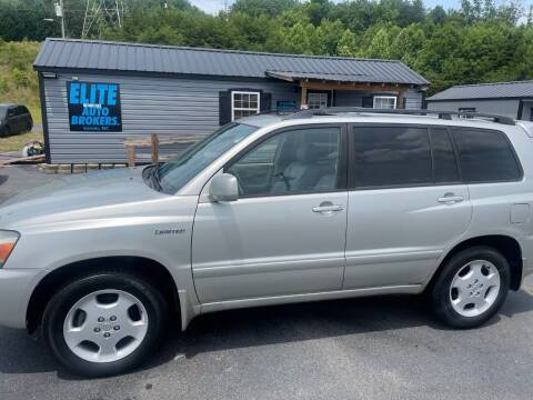 2005 Toyota Highlander for sale at Elite Auto Brokers in Lenoir NC