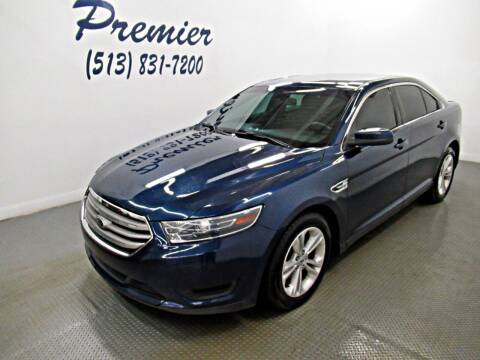 2017 Ford Taurus for sale at Premier Automotive Group in Milford OH