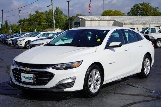 2019 Chevrolet Malibu for sale at Preferred Auto in Fort Wayne IN