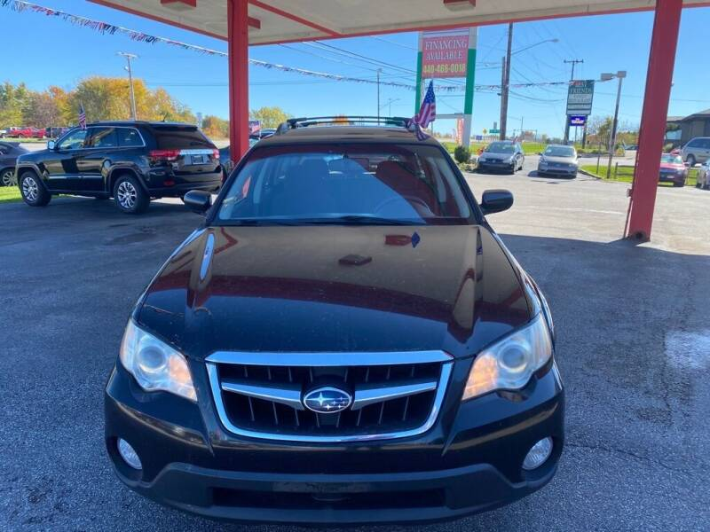 2008 Subaru Outback for sale at Best Motor Auto Sales in Geneva OH
