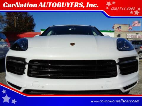 2019 Porsche Cayenne for sale at CarNation AUTOBUYERS Inc. in Rockville Centre NY