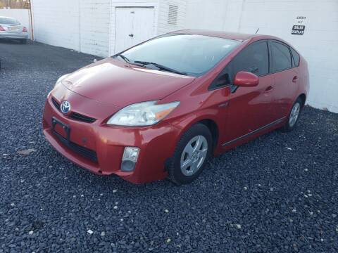 2010 Toyota Prius for sale at CRS 1 LLC in Lakewood NJ