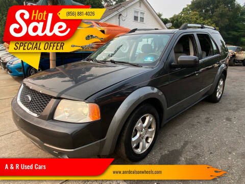 2007 Ford Freestyle for sale at A & R Used Cars in Clayton NJ