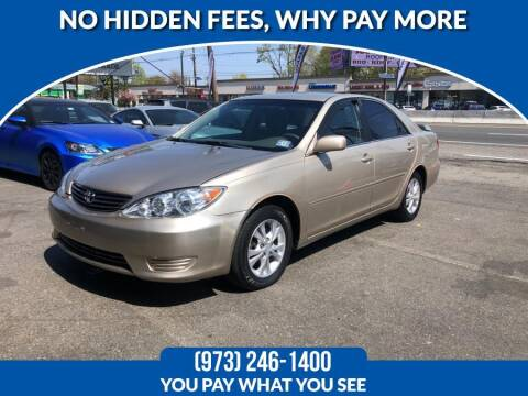 2005 Toyota Camry for sale at Route 46 Auto Sales Inc in Lodi NJ
