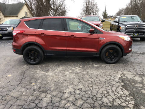 2014 Ford Escape for sale at Westview Motors in Hillsboro OH