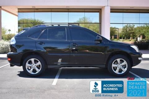 2004 Lexus RX 330 for sale at GOLDIES MOTORS in Phoenix AZ