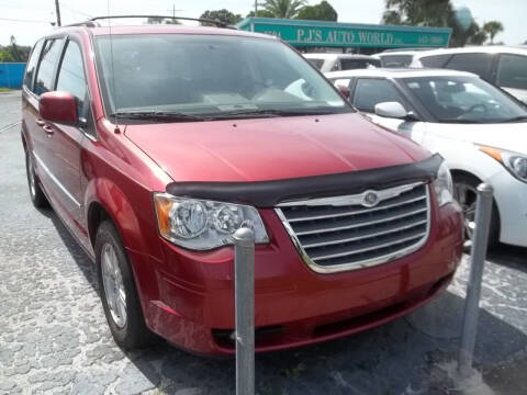 2010 Chrysler Town and Country for sale at PJ's Auto World Inc in Clearwater FL