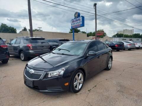 2014 Chevrolet Cruze for sale at Suzuki of Tulsa - Global car Sales in Tulsa OK