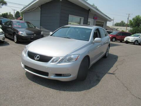 2006 Lexus GS 430 for sale at Crown Auto in South Salt Lake UT