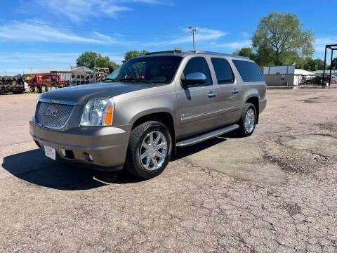 2011 GMC Yukon XL for sale at More 4 Less Auto in Sioux Falls SD
