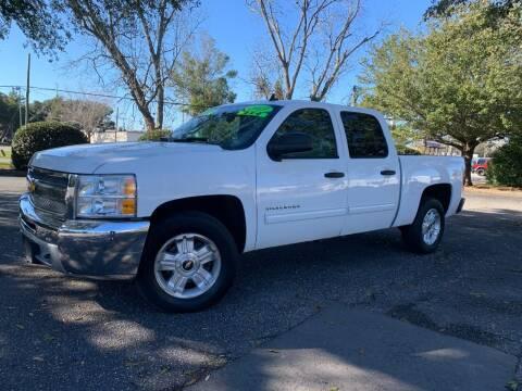 2013 Chevrolet Silverado 1500 for sale at Seaport Auto Sales in Wilmington NC