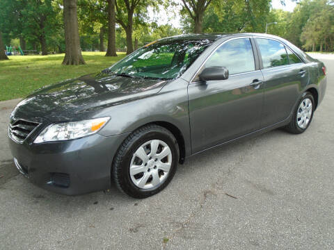 2007 Toyota Camry for sale at Sunshine Auto Sales in Kansas City MO