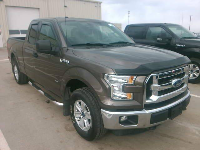 2015 Ford F-150 for sale at Electric City Auto Sales in Great Falls MT