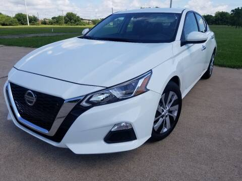2019 Nissan Altima for sale at Laguna Niguel in Rosenberg TX