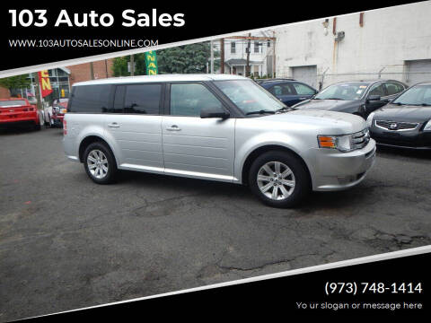 2011 Ford Flex for sale at 103 Auto Sales in Bloomfield NJ