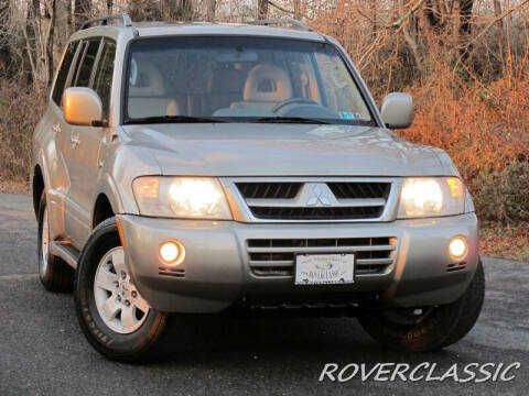 2003 Mitsubishi Montero for sale at Isuzu Classic in Cream Ridge NJ
