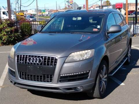 2011 Audi Q7 for sale at MAGIC AUTO SALES in Little Ferry NJ