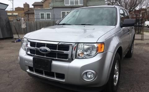 2012 Ford Escape for sale at Jeff Auto Sales INC in Chicago IL