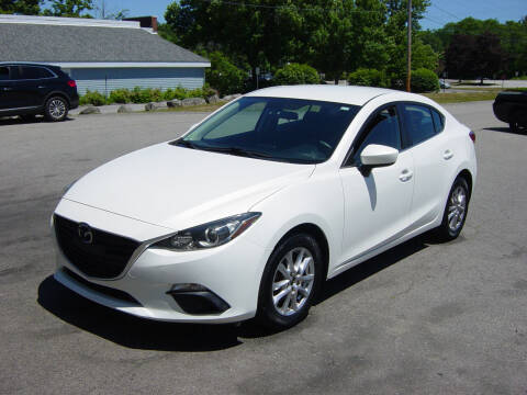 2014 Mazda MAZDA3 for sale at North South Motorcars in Seabrook NH