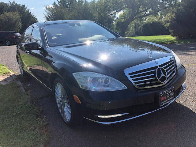 2010 Mercedes-Benz S-Class for sale at TGM Motors in Paterson NJ