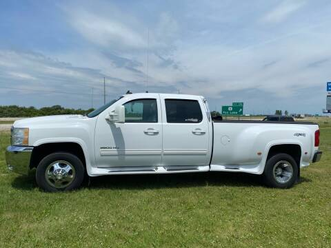 2010 Chevrolet Silverado 3500HD for sale at Sam Buys in Beaver Dam WI