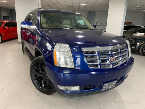 2012 Cadillac Escalade EXT for sale at Auto Mall of Springfield in Springfield IL