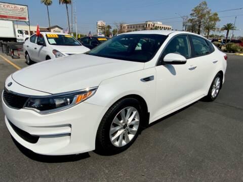 2018 Kia Optima for sale at Charlie Cheap Car in Las Vegas NV