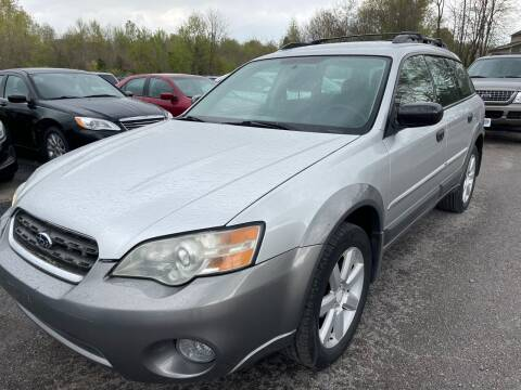 2007 Subaru Outback for sale at Best Buy Auto Sales in Murphysboro IL