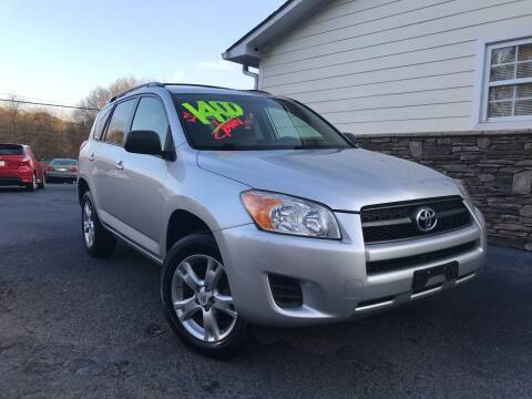 2011 Toyota RAV4 for sale at No Full Coverage Auto Sales in Austell GA