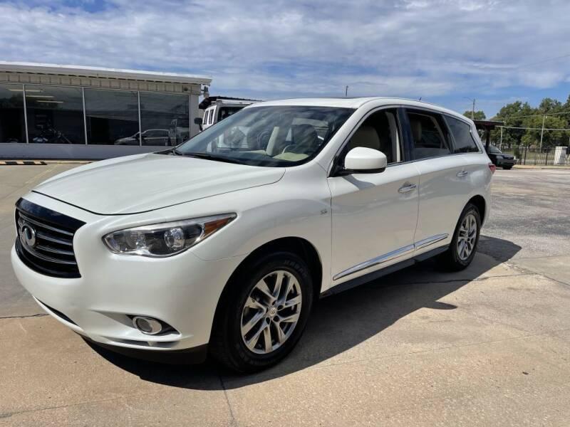 2015 Infiniti QX60 for sale at Kansas Auto Sales in Wichita KS